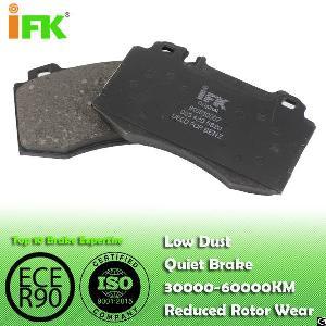 metallic nao ceramic 0034205820 gdb1543 d847 disc brake pad