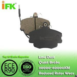 Semi-metallic / Low-metallic / Nao / Ceramic 4250.41 / Gdb807 / D292 Disc Brake Pad Manufacturer