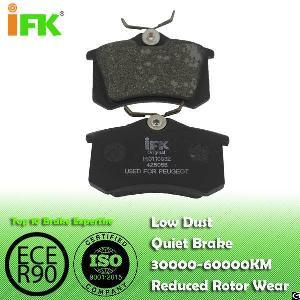 Semi-metallic / Low-metallic / Nao / Ceramic 4250.56 / Gdb1121 / D340 Disc Brake Pad Manufacturer