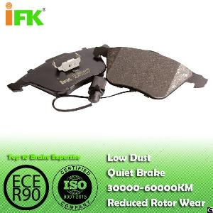 metallic nao ceramic4e0698151f gdb1617 gdb1659 gdb1554 disc brake pad
