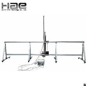 wireless controlled whitewall printing machine