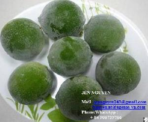 Frozen Lime From Viet Nam