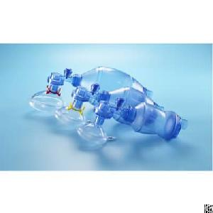 pvc manual resuscitator ambu bag zrmed