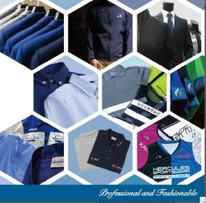 wholesalers uniform t shirt polo tracksuit windbreaker shirts pants