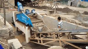 performance fine sand recycling machine
