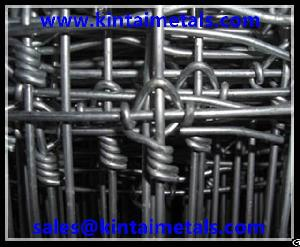 2 5mm fixed knot field fence cattle tuff deer