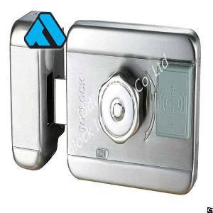 electric motorized lock rfid access control