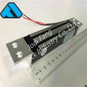 Electromagnetic Lock 12v 180kg Holding Force For Single Door