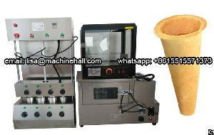 Hot Sale Pizza Cone Maker Machine 220v 110v Pizza Cone Forming Machine
