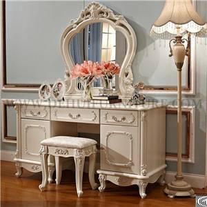 european mahogany desk