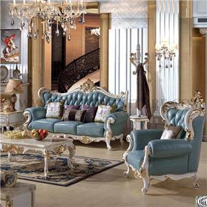 luxury house solid carved furniture