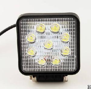 9led Work Light Flood Lamp For Agriculture Tractor Construction Material Handling Equipment Parts
