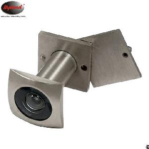 square door viewer brass angle peephole