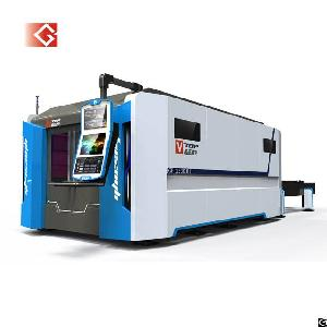 golden laser sheet plate fiber cutting machine gf 1530jh carbon steel stainless
