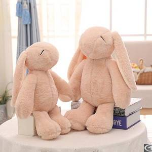 eared rabbit plush animal