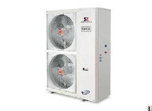 inverter heat pump heating cooling