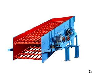 Szf Series Two-axle Vibrating Screen