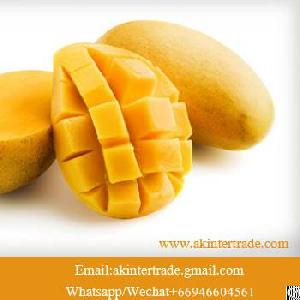 frozen mango fruit supplier dice chunk half cut l ak trading