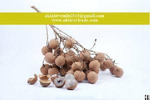 iqf frozen longan fruit seed thailand