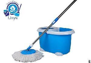 cute spin mop magic bucket