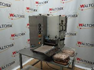 Waltcher Rfm-200 Forming Machine For Fruit Paastes, Marzipan, Fudge, Krokant