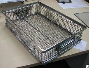 automotive cleaning degreasing basket