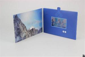 lcd video brochures premium supplier funtek