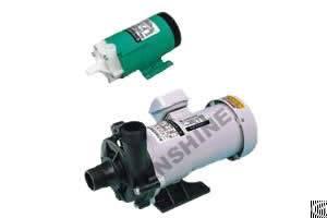 Mp Minitype Magnet Circulation Pump Plastic Electromagnetic Pump
