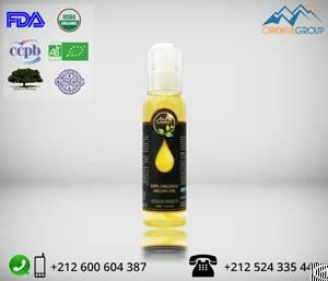 organic virgin argan oil supplier morocco