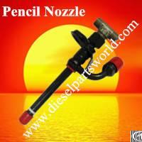 caterpillar fuel injectors pencil nozzle