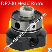 corpo distribuidor bombas injetoras rotor head dp200 7189 376l