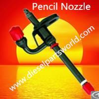 fuel injector pencil nozzle 32262 john deere se500829