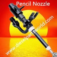 pencil nozzle fuel injectors 36713 john deere se501181