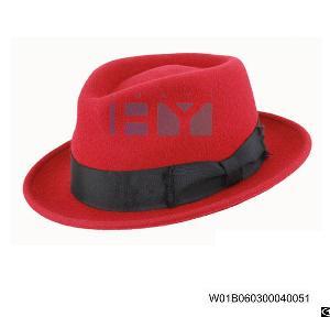 wool felt hat