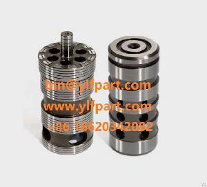 hydraulic breaker charging valve