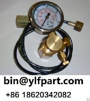 nitrogen meter n2 hydraulic breaker