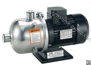 Chl, Chlf Horizontal Stainless Steel Multistage Centrifugal Pump