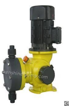 Gm Mechanical Diaphragm Metering Dosing Pump