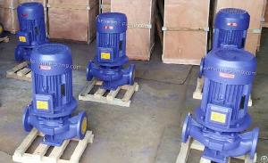 irg vertical centrifugal water circulation pump