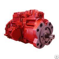 hitachi hydraulic pump motor