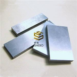 tungsten sheet plate sapphire crystal growth