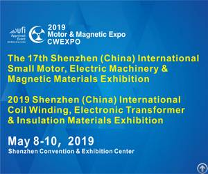 motor magnetic expo cwexpo 2019