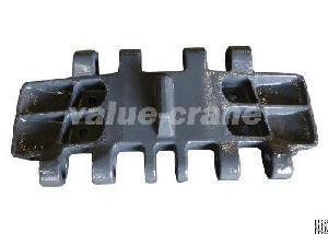 Crawler Crane 228 Hsl Track Shoe Track Pad-heat-treated