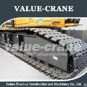 ihi cch500 3 track pad manufacture crawler crane