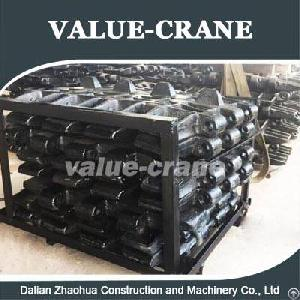 ihi crawler crane dch800 cch1500 track shoe heat treated