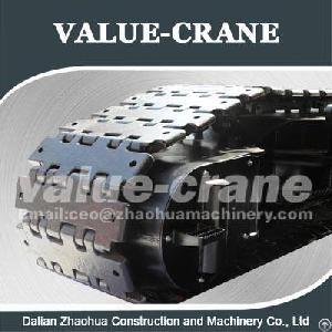 Kobelco Bm500 Track Shoe Heat-treated Crawler Crane Shoe