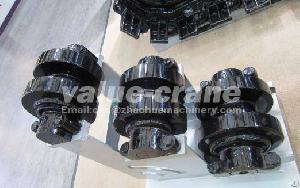 kobelco ck2500 track shoe bottom roller