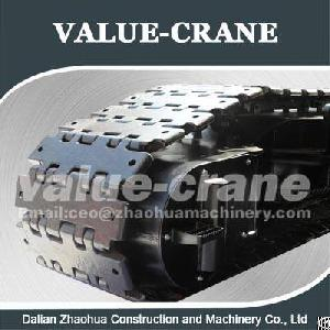 Track Shoe For Nippon Sharyo Ed4000 Crawler Crane China Suppliers