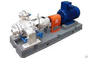 api610 oh2 centerline mounted stage cantilever centrifugal pump