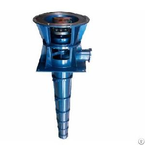 vertical shaft pump